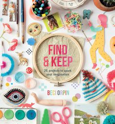 FindandKeep_cover #design #book #things #find and keep