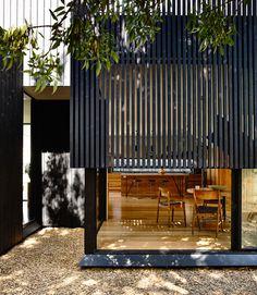 Garth House by OLA Architecture Studio