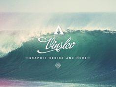 Vinslev2012 #ocean #blue #wave