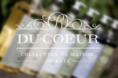 DuCoeur #type #logotype #identity