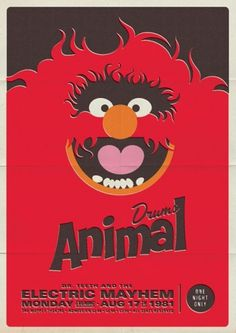 michaeldepippo_muppets_05.jpg (JPEG Image, 510x720 pixels) #de #muppets #posters #pippo #michael