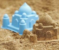 Architectural Sand Mold Set #gadget