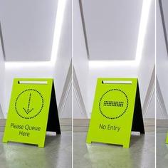 museum Wayfinding | Signage | Sign | Design | 滨江博物馆