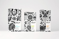 Branding and packaging design for tattoo care range Electric Ink by Leeds-based design studio Robot Food.