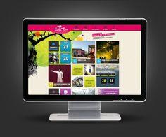 Le Tram est à nous (Tramway de Brest) on Web Design Served #web