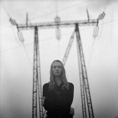 e. - Anastasia Glebova #photography #portrait