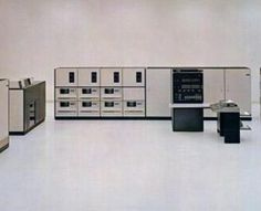 System/370 Model 145 #photography #interiors #ibm