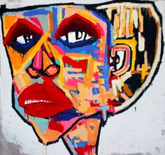 Arnold R. Butler | PICDIT #painting #artist #face #art