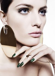 Isabeli Fontana by Tom Munro for Allure Magazine #model #girl #photography #portrait #fashion #beauty