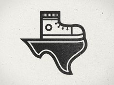 Dribbble - Texas Hoops by Taylor Dolan #hoe #texas
