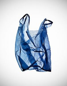 Steve Gallagher Still Life Photography | Trendland: Fashion Blog & Trend Magazine #photography #blue #carrier bag