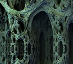 Mandelbulb: The Unravelling of the Real 3D Mandelbrot Fractal #math #mandlebrot #fractal