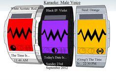 Karaoke Watch
