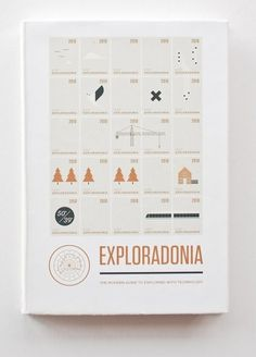 Exploradonia on the Behance Network #exploradonia #infographics #jon #wong