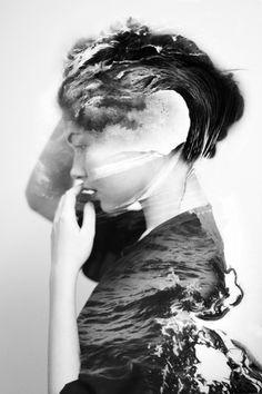 My home is the sea : Matt Wisniewski #waves #photo #photography #manipulation