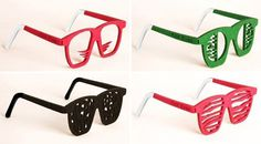 kick eyes glasses by nono muaks #glasses #eyes #design #kick #felt