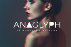 Anaglyph Photoshop Actions V2 - Actions - 1