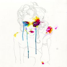 FFFFOUND! | conradroset #illustration