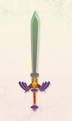 Master Sword - Rogie