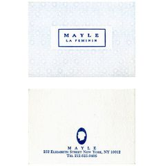 davidjweissberg_mayle_02 #logo #print #ci
