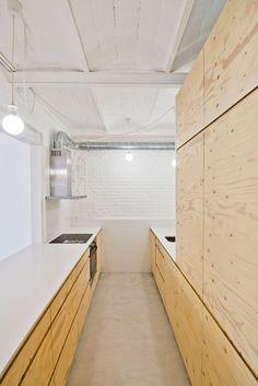 Casp by Carles Enrich. #carlesenrich #kitchen #simplicity