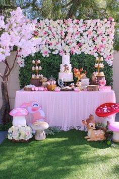Birthday party cake & decor pics
