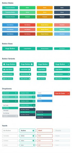 Flat buttons dropdowns and inputs Free Psd. See more inspiration related to Button, Flat, Buttons, Psd, Material, Push, Vertical, Push button, Psd material, Inputs and Flattening on Freepik.