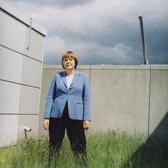 OSTKREUZ Agentur der Fotografen GmbH #photography #portrait #anne schnharting #angela merkel