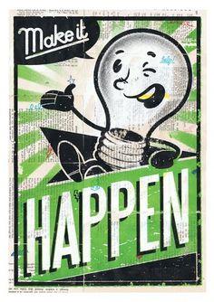 Make It Happen #poster