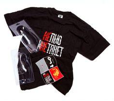 T-shirt Packaging Design