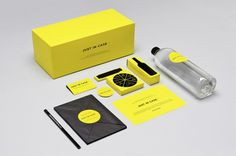 It's Nice That : Menosunocerouno make sure you're prepared for apocalypse in style #packaging #identity