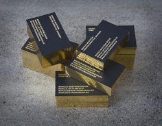 Markus Moström Design: Hi-res Images | September Industry #foiling #cards #business #stationery