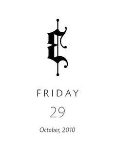 FFFFOUND! | Ruca - 300&65 Ampersands #ampersand #typeography