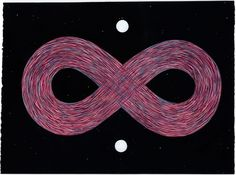 Mark Warren Jacques #painting #infinity #colour