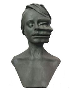 Enrico Ferrarini | PICDIT #sculpture #art #clay #design