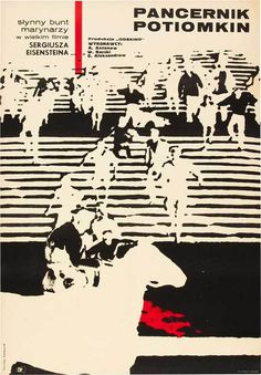 Tines of Wolfram: Battleship Potemkin posters 1925 #polish #design #movie #poster
