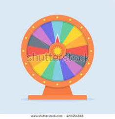 Afbeeldingsresultaat voor wheel of fortune business card