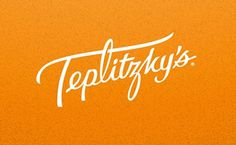 Teplitzky's Logo Design by Mucca. | LogoStack #logo #design