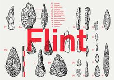 Flint Branding, by Bibliothèque Design