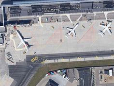 The Hidden Beauty of Airport Runways, and How to Decipher Them | Autopia | WIRED