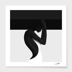 044_Illustration on Curioos by Tomasz Wagner #illustration #minimal