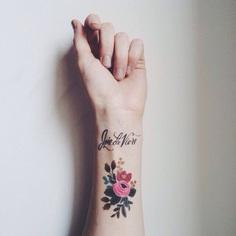 #riflepaperco + @tattly temporary tattoos!