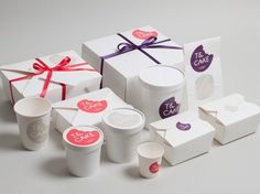 Build— +44(0)208 521 1040 / T&Cake-ID #build #branding #packaging #food #logo