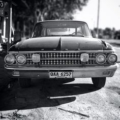 ford galaxie #soloparking #uruguay #morninautos #oldcar