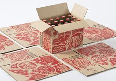 Best Awards Special Group and Beck Wheeler. / Karma Cola #packaging #karma #box