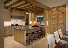Lake Cove House by Stuart Silk Architects 7