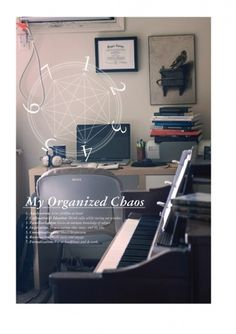 "Scaturro Design | ""My Organized Chaos: one designer's process"" #inspiration #geometry #design #graphic #photography #organized #chaos"