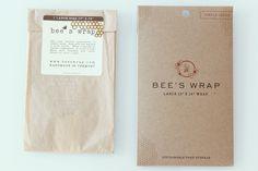 Bees Wrap — The Dieline   Packaging & Branding Design & Innovation News