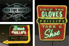 Phillips Old Time Hockey Lounge - Harsky