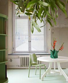 Multifunctional Lamp Brings Rainforest Home -  #lamp, #design, #lighting, #productdesign, #industrialdesign, #objects